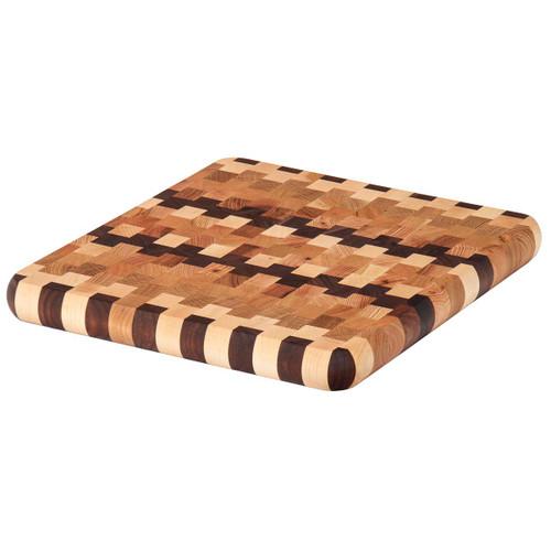 End Grain Checkered Cutting Board