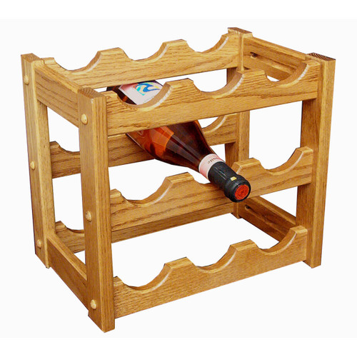 Wine Rack (9-Bottle)