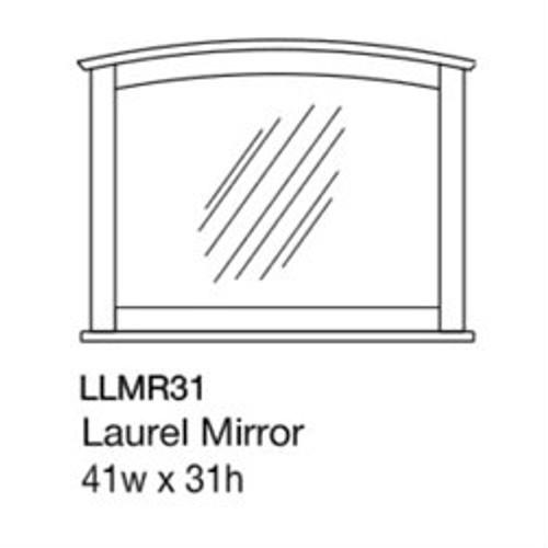 Laurel Mirror