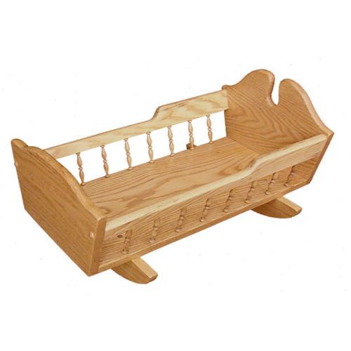 Doll Cradle (Short Spindles)