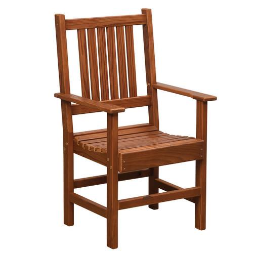 Cedar Arm Chair