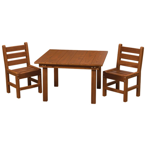 Cedar Kid's Table