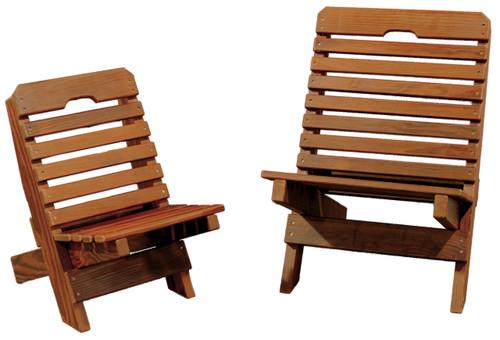 Cedar Kids Fisherman Chair