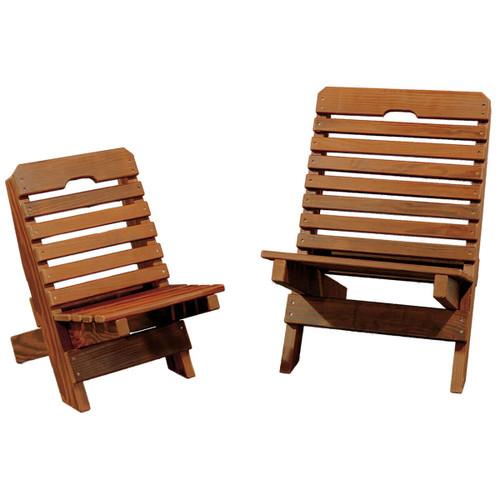 Cedar Fisherman's Chair
