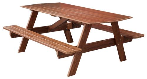 6' Cedar Picnic Table