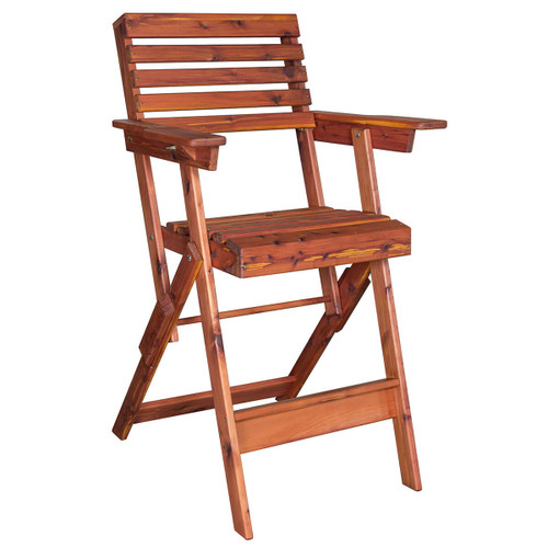 Cedar Director's Chair (Folding)