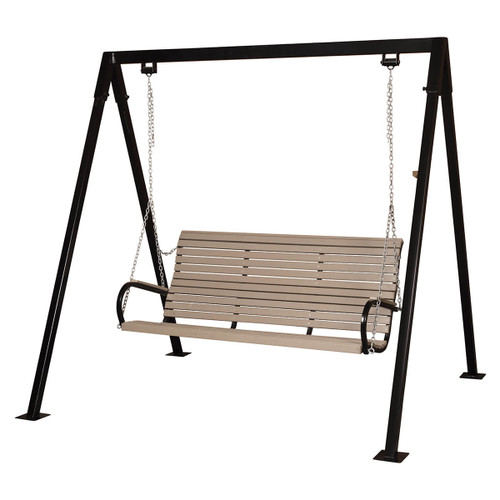 Metal A-Frame for Swing
