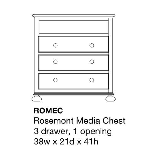 Rosemont Media Chest
