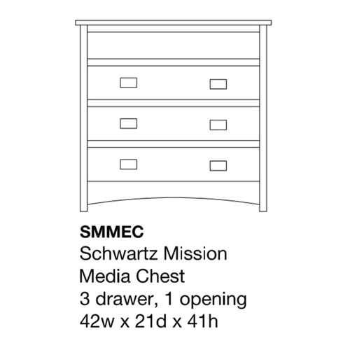 Schwartz Mission Media Chest