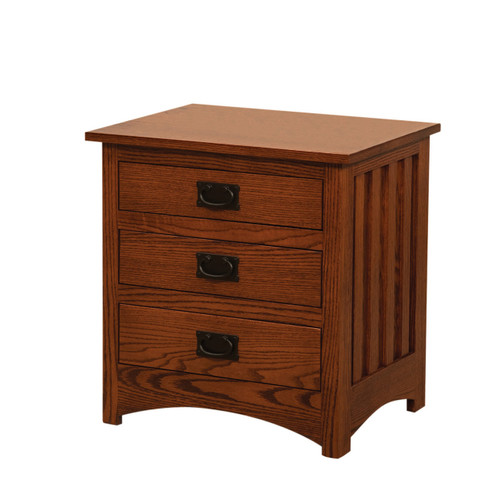 Schwartz Mission Nightstand