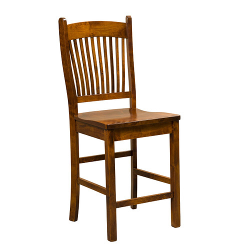 Benton Stationary Bar Stool