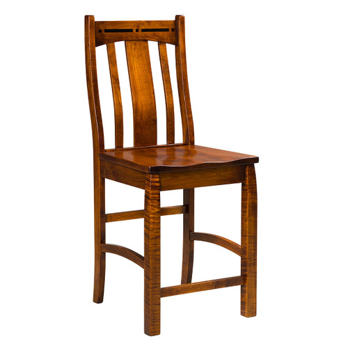 Boulder Creek Stationary Bar Stool