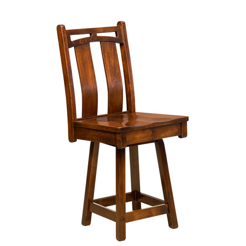 Bridgeport Swivel Bar Stool