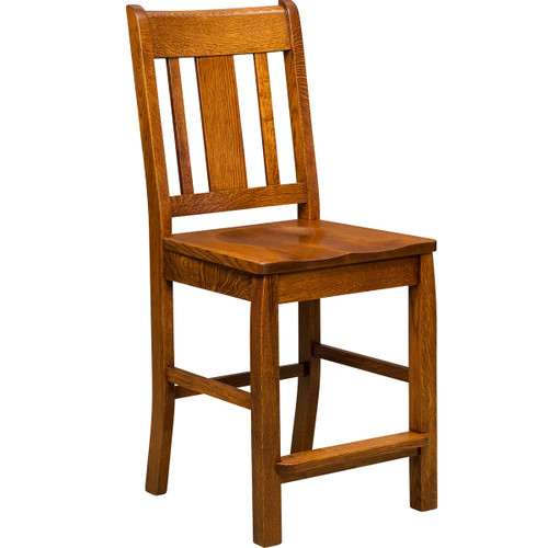 Brookville Stationary Bar Stool