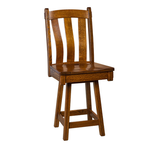 Olde Century Swivel Bar Stool