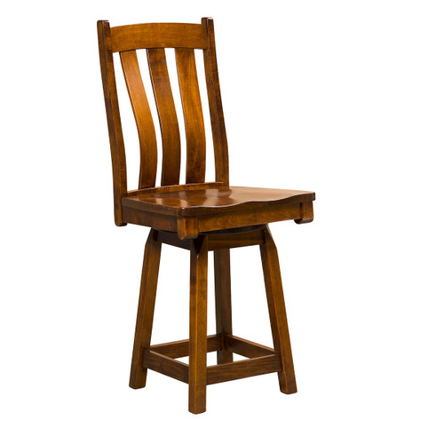 Preston Stationary Bar Stool
