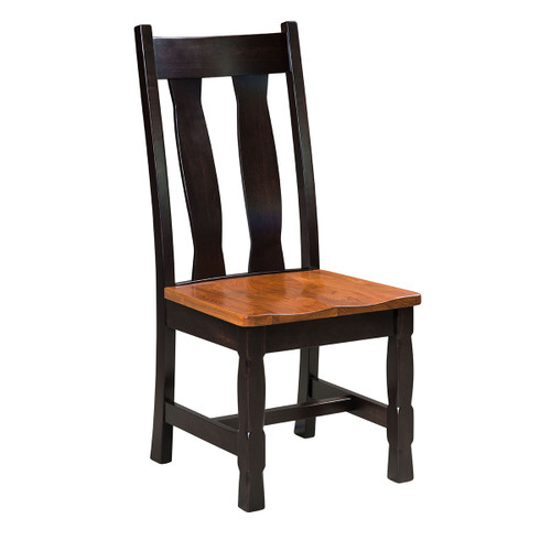 Rock Island Stationary Bar Stool
