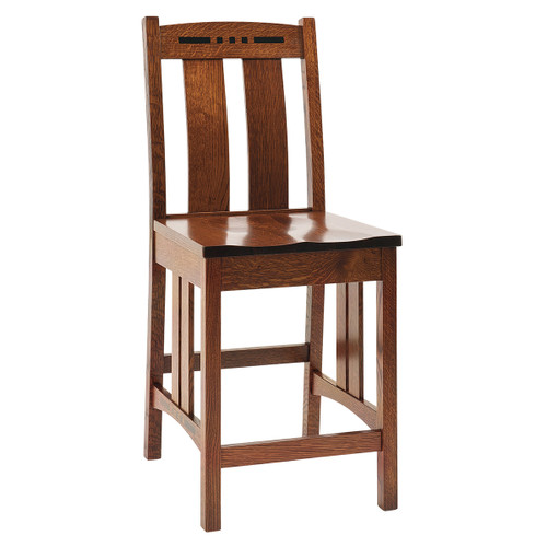Colebrook Swivel Bar Stool