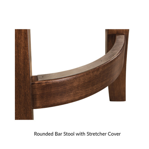 Colebrook Stationary Bar Stool