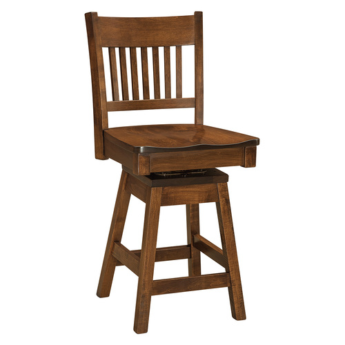 Frankton Stationary Bar Stool