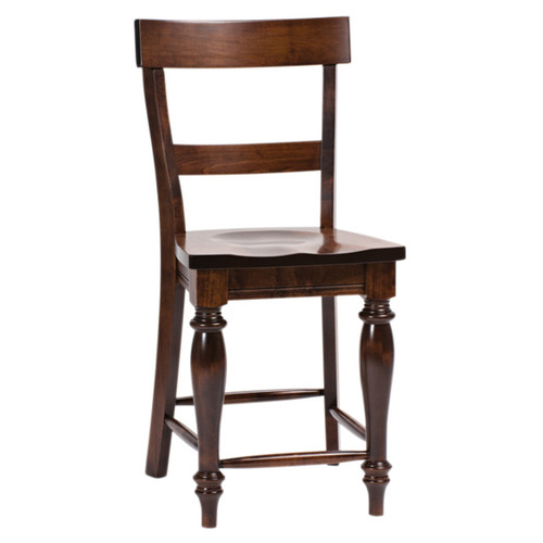 Harvest Stationary Bar Stool