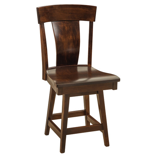 Baldwin Swivel Bar Stool