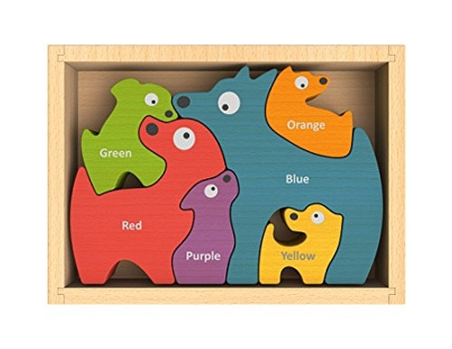 Dog Puzzle w/ curriculum