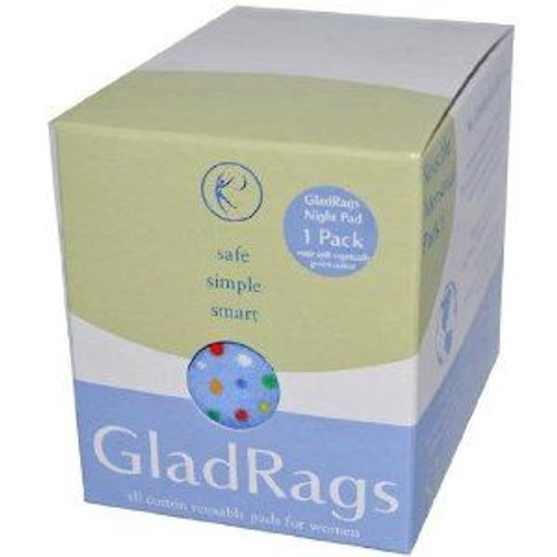 GladRags Night/Postpartum Pad