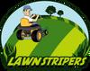 """Pre-2009 eXmark Lazer HP with 48"""" Deck Lawn Striper Kit"""