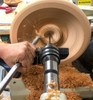 Simple 90° Detailer -  Full Size Carbide Woodturning & Hollowing Tool