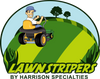 """Lawn Striping Kit for 2010-2020 eXmark Lazer Z with 60"""" Ultra Cut Series 4 or 6 Deck"""