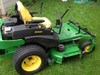 Lawn Striper on John Deere 737