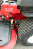 "Lawn Striper Systems on Toro Z-Master 5000 with 60"" Turbo Force mower deck 2013 model"
