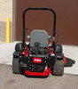 "Toro Z-Master 6000 with 60"" Turbo Force mower deck 2014 model"