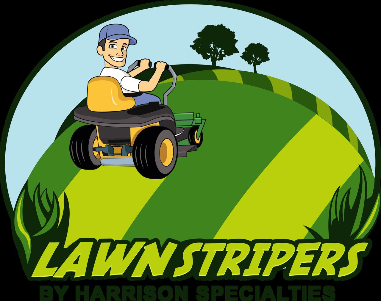 """Pre-2009 eXmark Lazer HP with 52"""" Deck Lawn Striper Kit"""