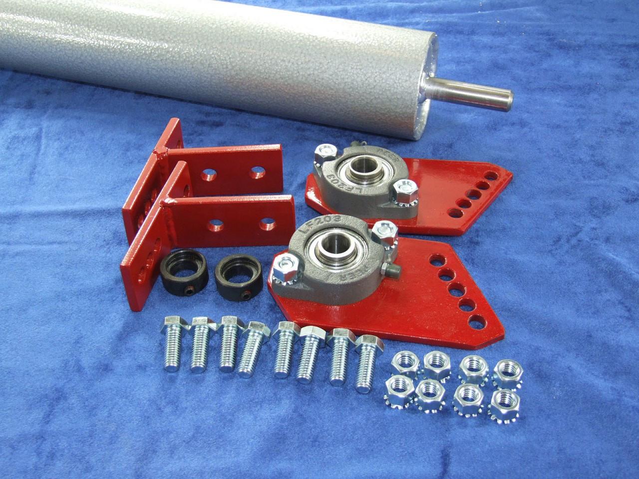 Lawn striper kit for Toro 400 Series Commercial mower.