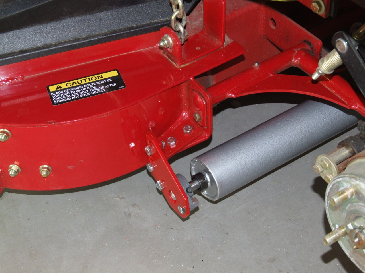 Lawn Striper for Toro 500 Series Commercial Z-Master Turbo Force 52