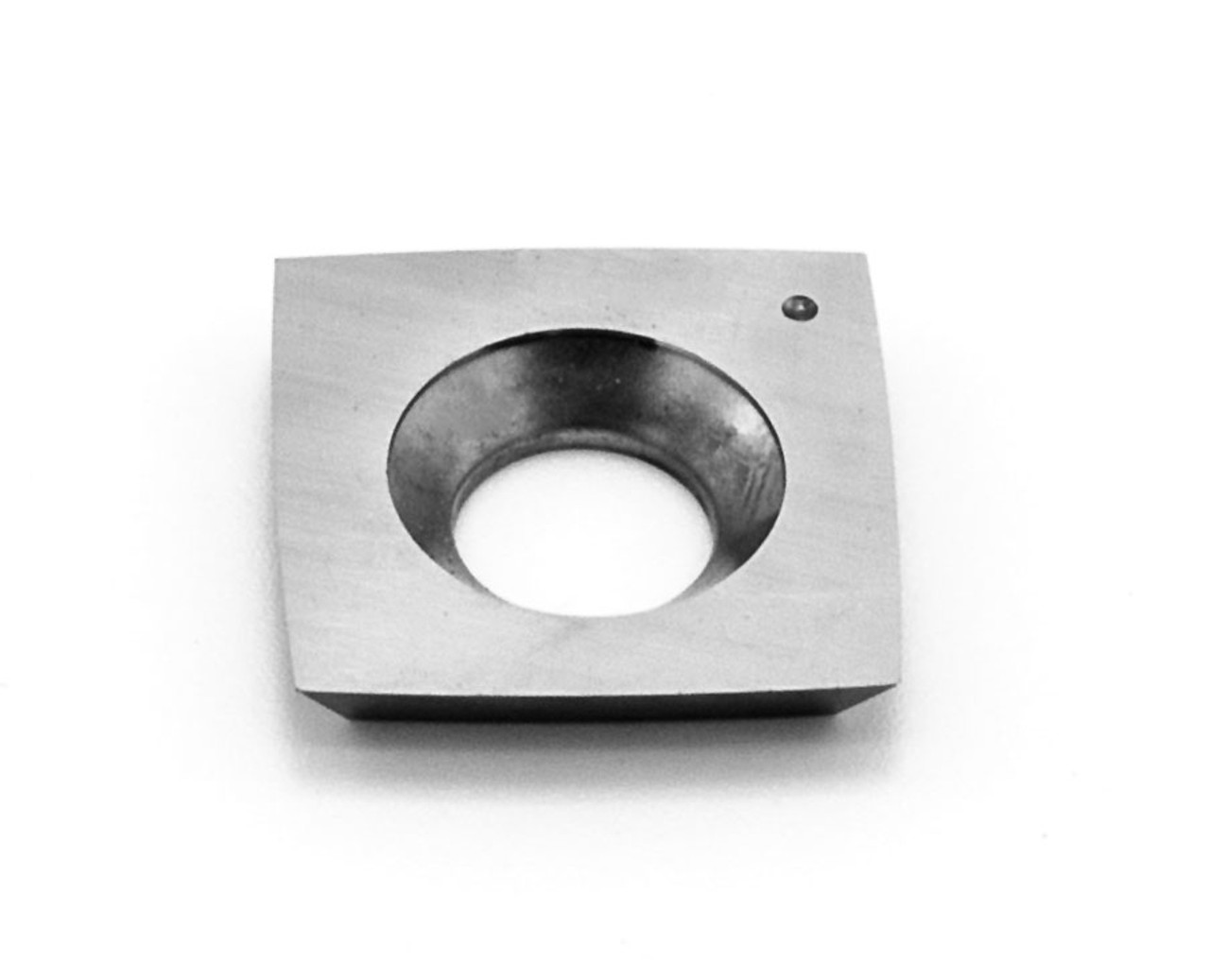 "6"" radius replacement cutter for Simple Rougher. Cutter features radius corners and sides."