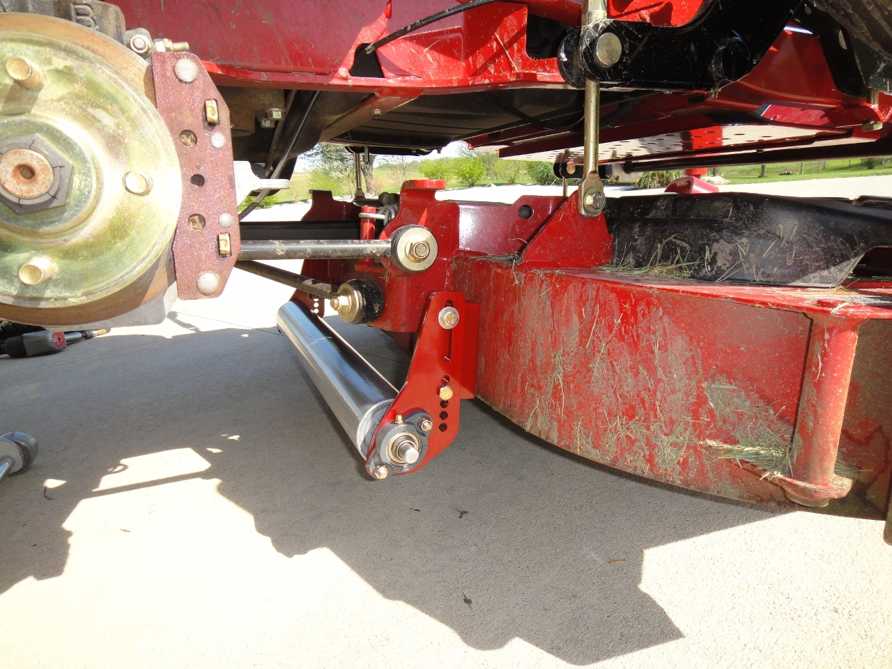 eXmark Lawn Striper System