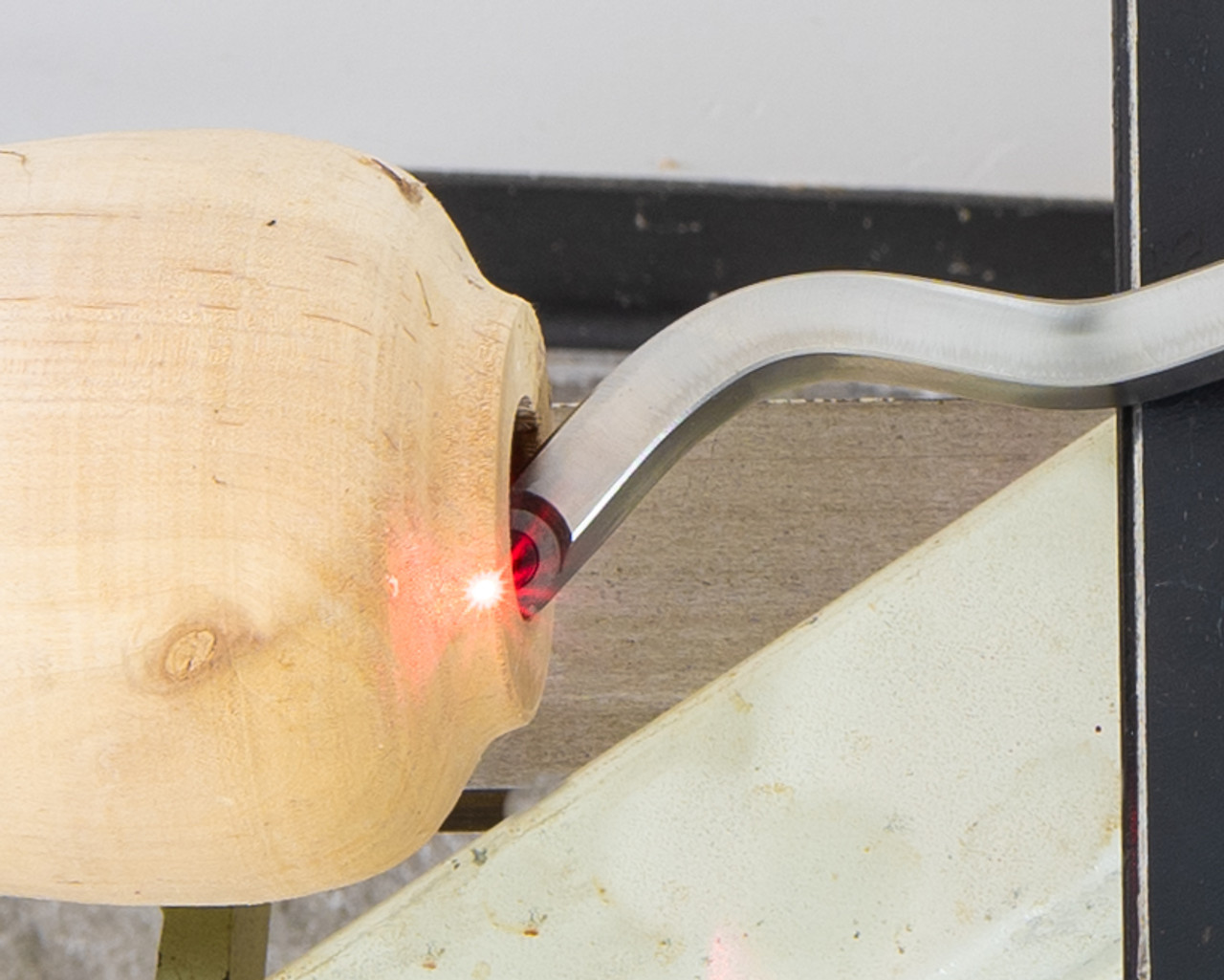 Simple Swan Neck Hollower and Laser from Simple Hollowing System.