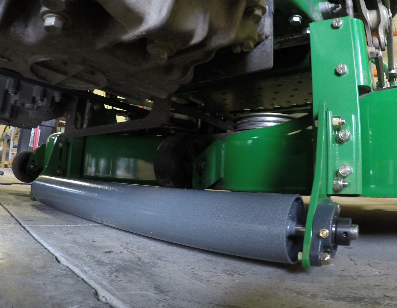 """Lawn Striping Kit for John Deere Z920M with 60"""" mower deck."""