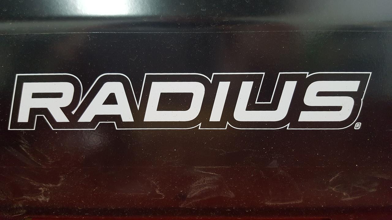"Lawn Striping Kit for 17-21 eXmark Radius S-Series 60"" Ultra Cut Series 3 Deck"