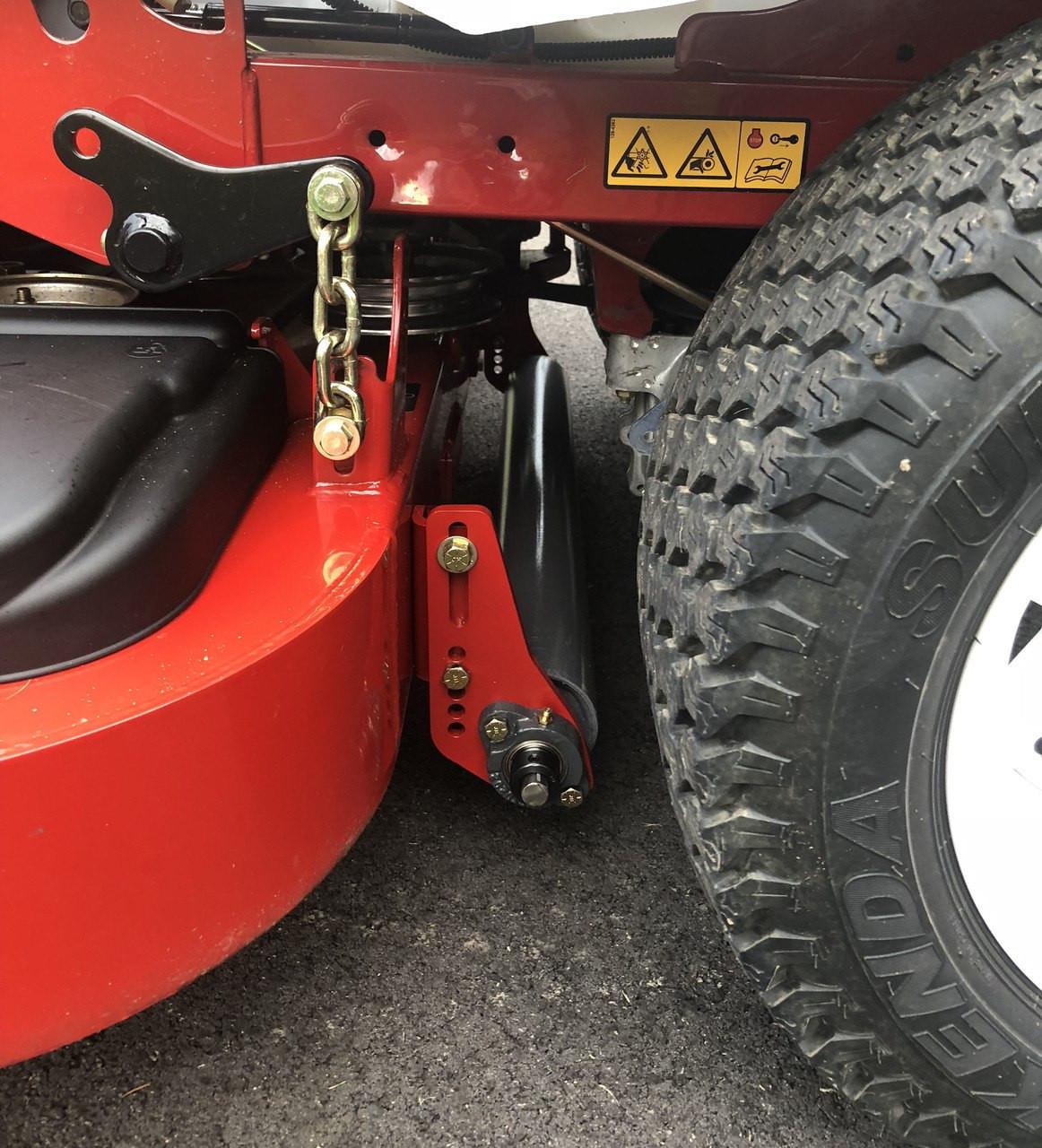 lawn striper fits eXmark Radius 48