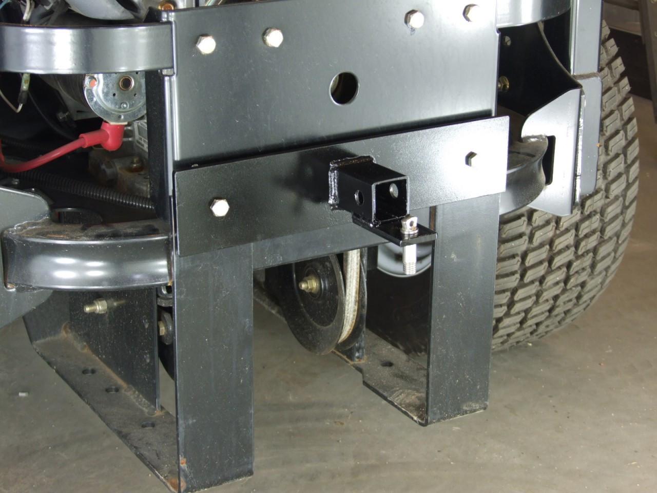 Toro Zero Turn Lawn Mower Hitch 1¼ inch receiver trailer hitches