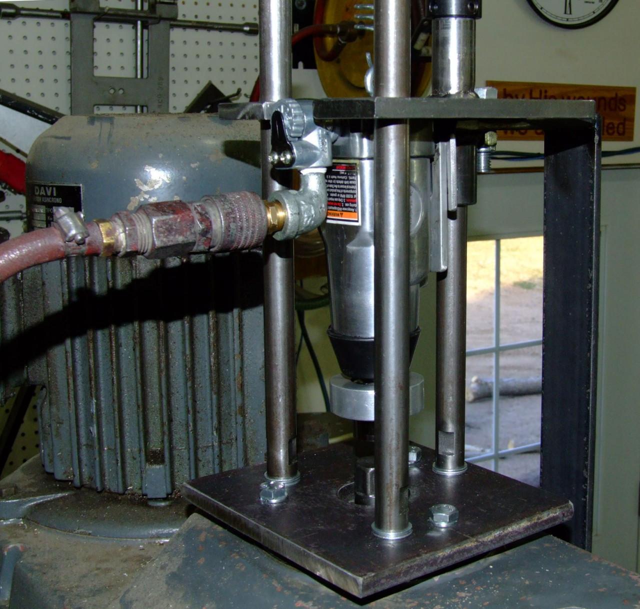 Power Drawbar Plans for Vertical Mill