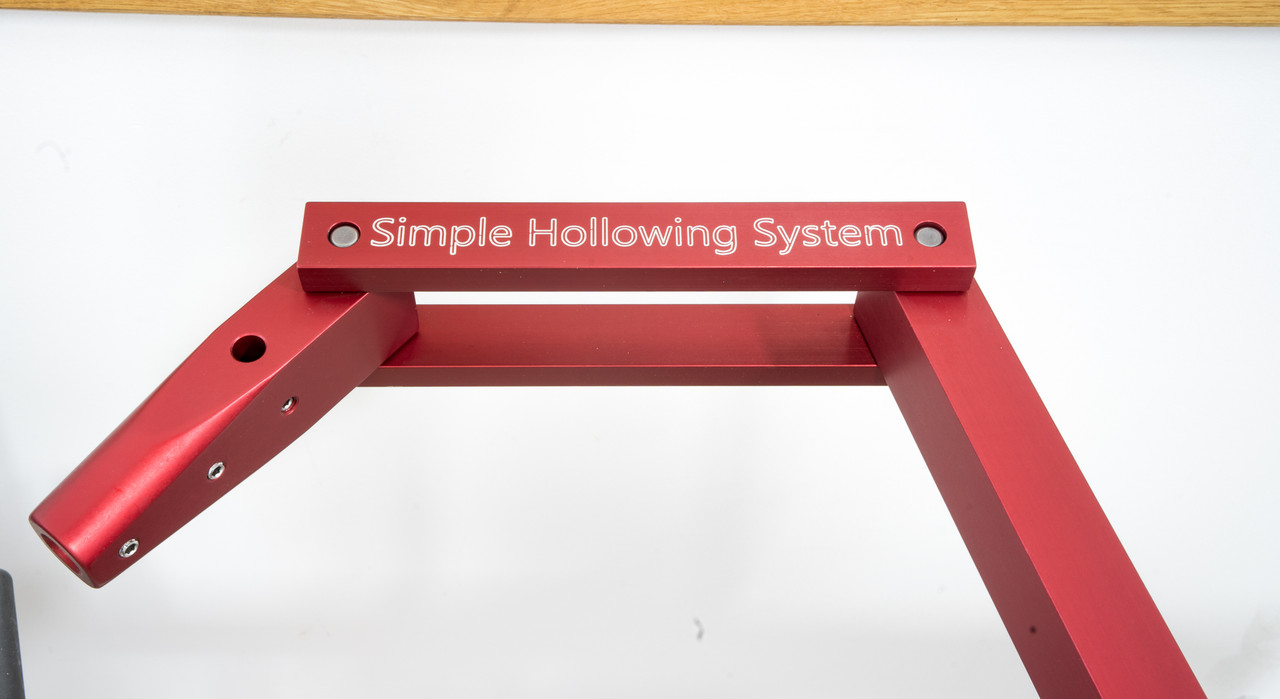 Simple Hollowing System Articulating Arm.