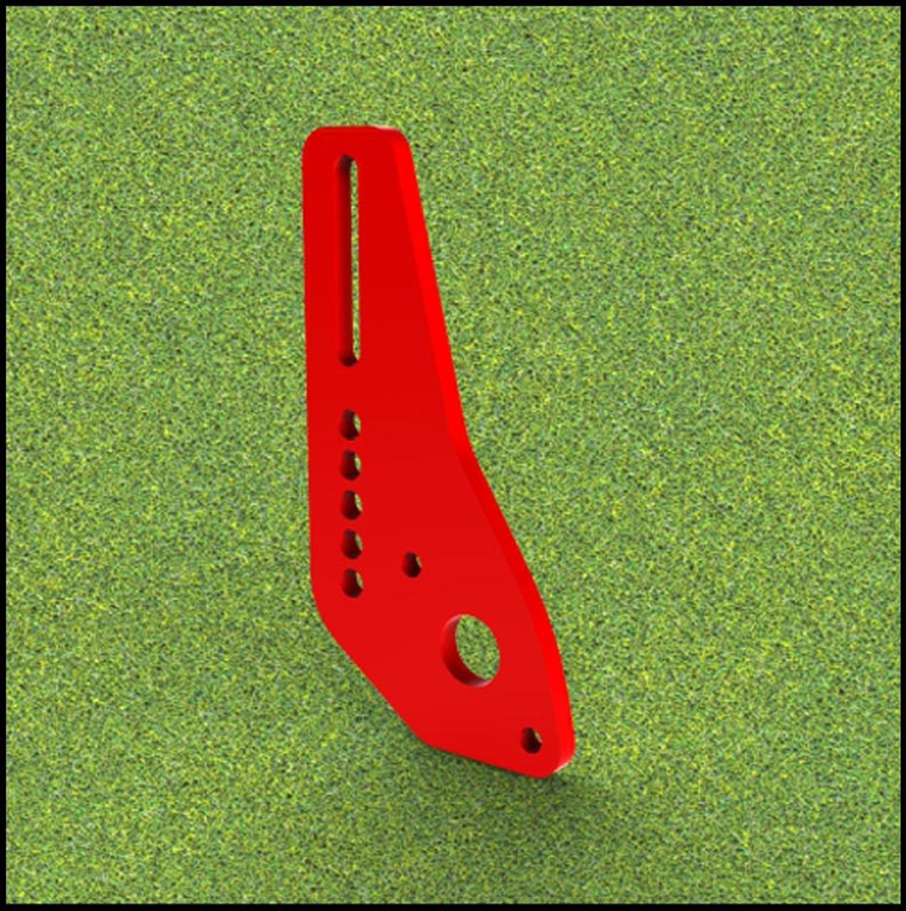 Bearing Bracket for Lawn Striping Kits