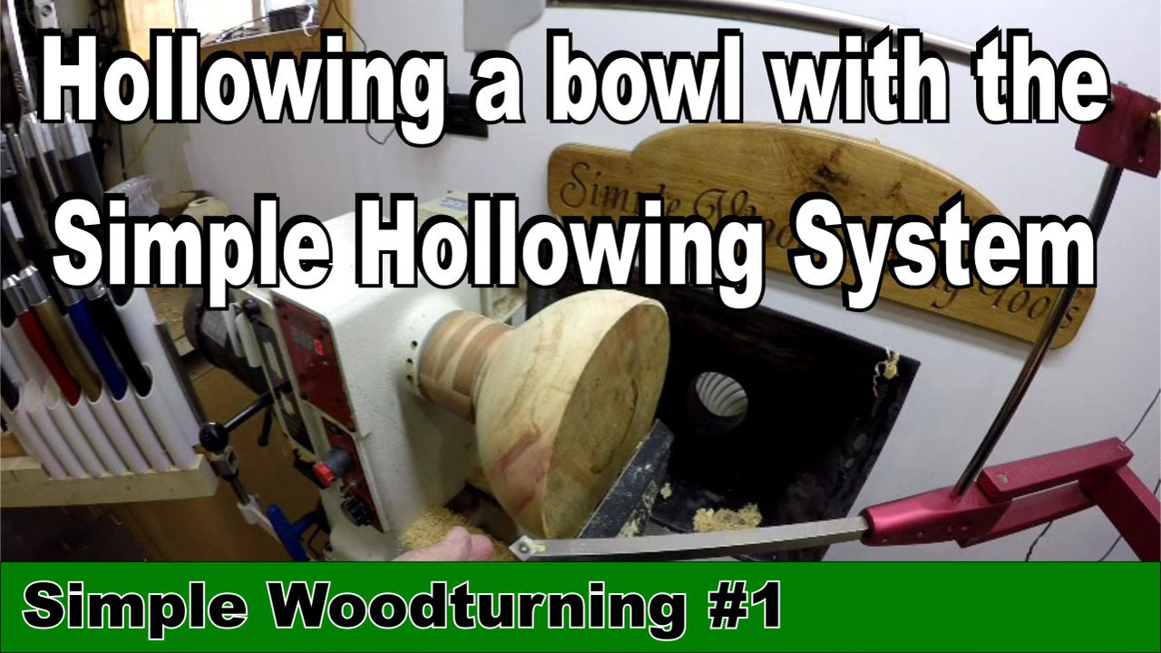woodturning youtube videos Simple Woodturning Video 1 Harrison Specialties LLC