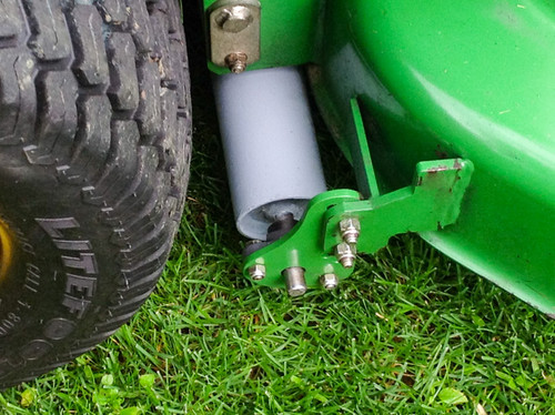 "Lawn Striper Kit for 48"" 7-Iron MOD Deck on 2014 John Deere 920M OR 920R"