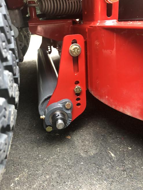 Lawn striper roller kit